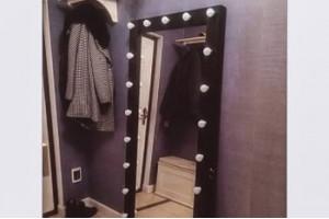 Фото отзыва на черное зеркало из лиственницы